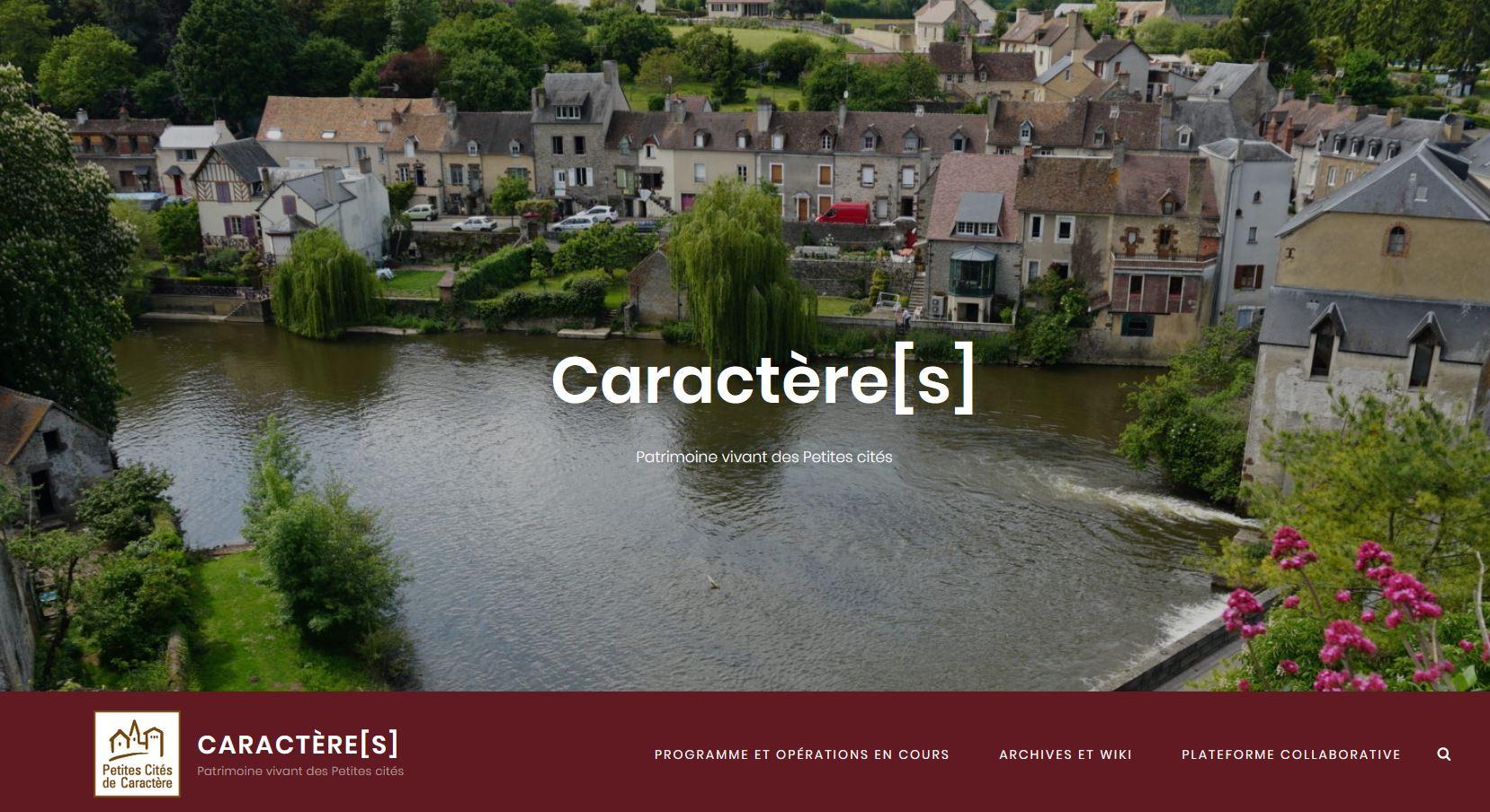 Site Caractère[s]