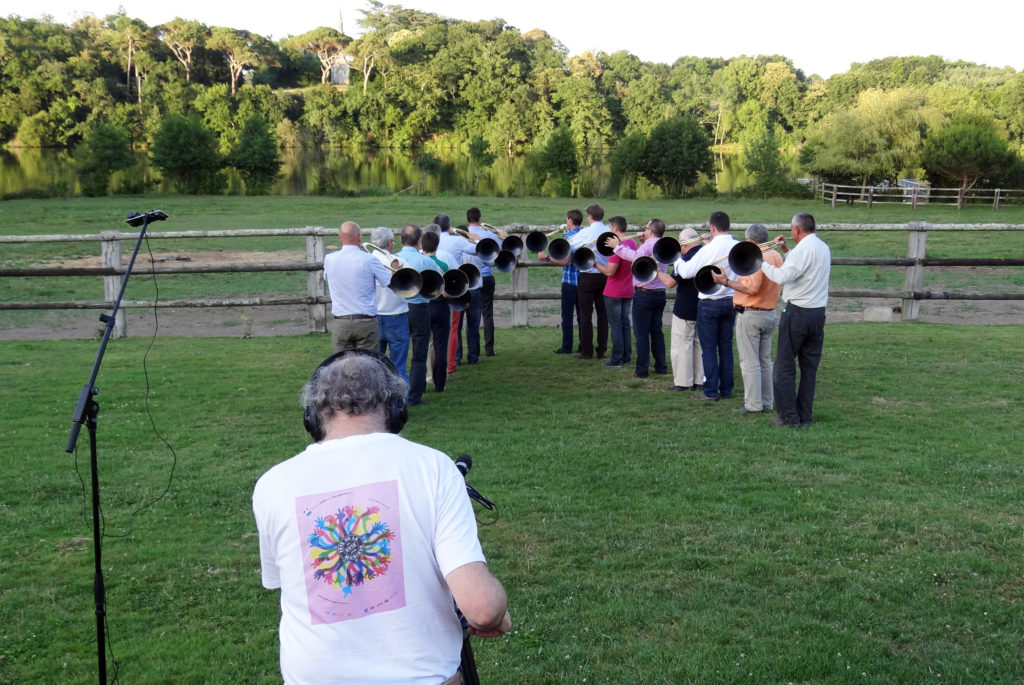 L'art musical des sonneurs de trompe est entré à l'UNESCO !